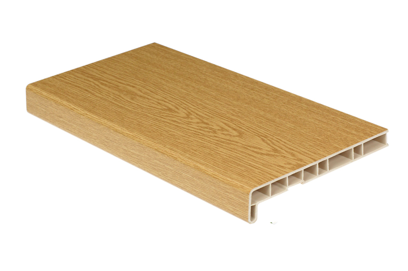 Crystallit PVC iekšējā palodze Kods 016 NATURAL OAK GLOSS