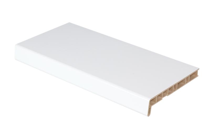 Crystallit PVC iekšējā palodze Kods 011 WHITE GLOSS