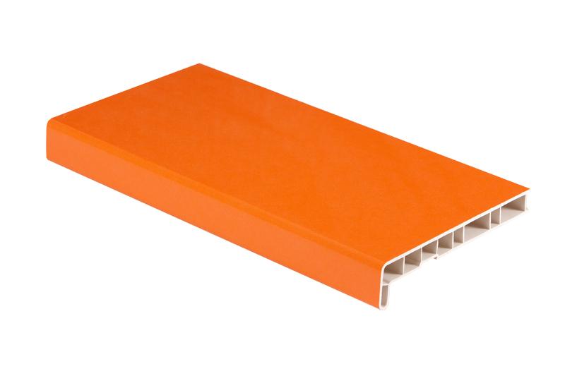 Crystallit PVC iekšējā palodze Kods 116 ORANGE MATT